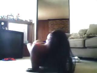 Huge Tits Ebony Dance - Nonude