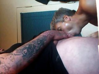 Big Dom Guy Using Me For His Pleasure!