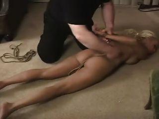 Sexy Girl In Bondage