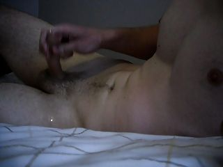 Me Getting Hard, Wanking And Cumming!