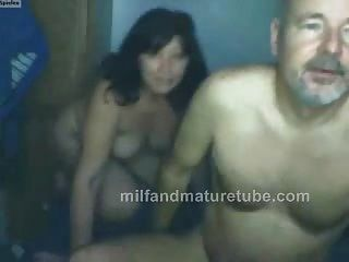 Mature Threesome Part 1