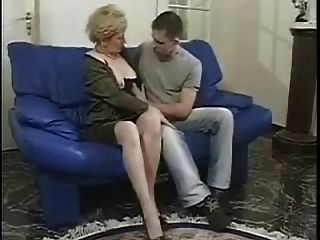 Grannies Loves To Tease Horny Boys