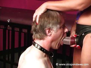 Serena Strapon Mistress