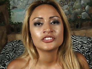 Natalia Robles Wants Me To Cum On Her Face!