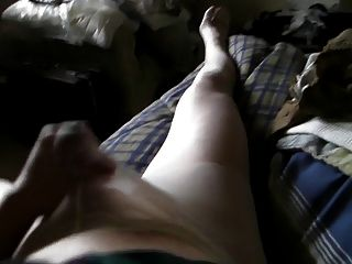 Cheap White Pantyhose, Short Cum Video.