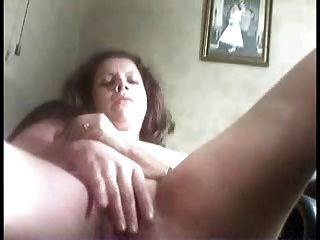 My Sister Fingering Her Pussy In Front Of Cam