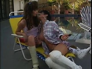 Fitness Hot Biatches,pornstars Jeanna Fine & Bianca,part1