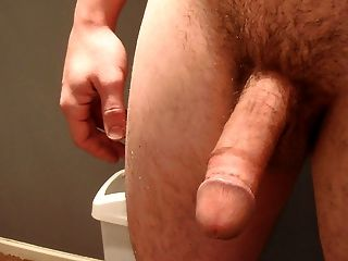 Flaccid To Hard With No Hands And Yummy Pre Cum