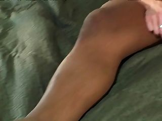 Guy Watches Hot Blonde Wife Take Thick Black Cock In Bed