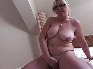 Granny In Glasses 2