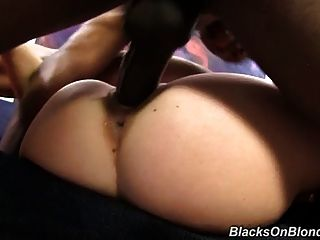 European Slut Tiffany Doll Fucked By Blacks