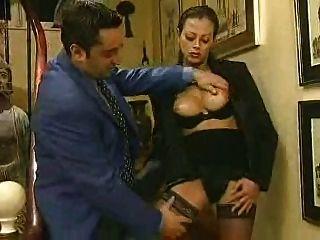 Olivia Del Rio - Handjob For Old Nerd