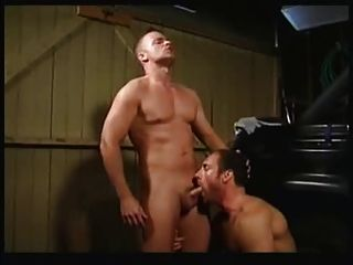 Two Friends Fucking In The Garage