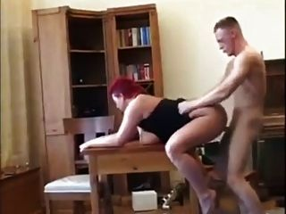 Bbw And Young Man-3