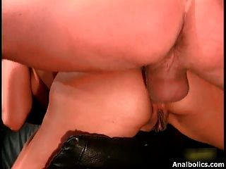 Horny Mature Slut Gets Fucked Hard