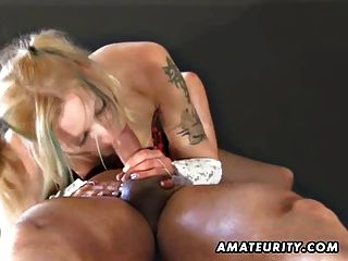 Young Amateur Gf Sucks And Fucks With Facial Cumshot