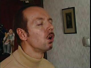 Hot Brunette Milf 90s Anal Facial Vdv