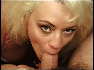 Hot Blonde Gets Tits Fucked With Guys Big Cock