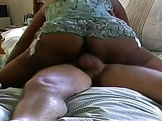 Big Black Ass For Big White Dick