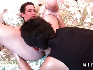 French Mature Cougar Hard Fucked And Fisted