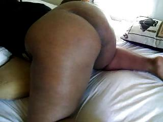 Shaking Big Booty For Her Boyfriend