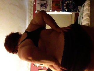 Fat Slut Stripping