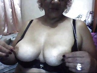 Colombian Mature Show All On Cam (no Sound)