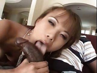 Asian Chicks Love Black Dick Too
