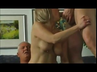 German Mature Wants Two Cocks