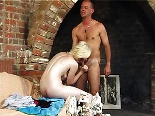 Skinny Pale Tiny Tit Hairy Blonde Pounded