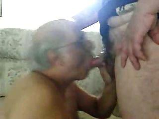 Grandpa Crazy Suck Cock