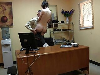Fuck Daddy In Office