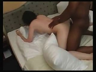 Big Black Cock Fucking Her To An Orgasm