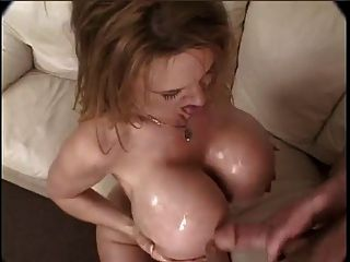 Hot Hugetitted Cougar Banged Hard