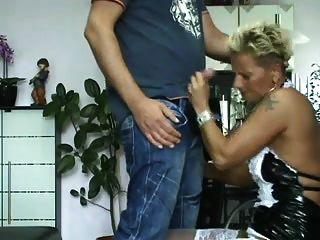 Latexfick Mit Sexy Reife Lady
