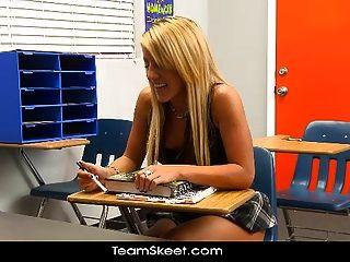 Innocenthigh Bigtits Blonde Schoolgirl Teen Holly Taylor Fuc