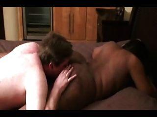 White Boy Enjoy Perfect Ass
