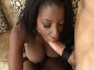 Blue - The Best Big Tit Black Milf Porn Legend
