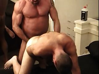 Hot Muscle Daddy Love