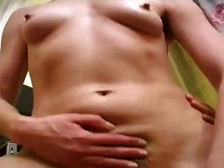 Mom With Great Nipples Fucking A Young Boy