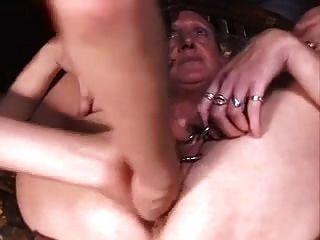 Pervet Granny And Fisting