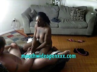 Interracial Amateur Sex Tape