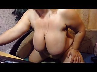 Mature Mega Boobs R20