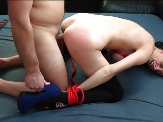 Gorgeous Submissive German Slave, Fucked And Facial 1