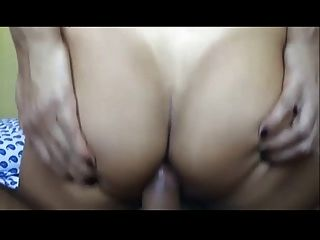 Amateur Brazilian Hard Anal Couple And Creampie