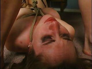 Tied Down Facesitting