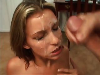 Compilation Of Messy Facials