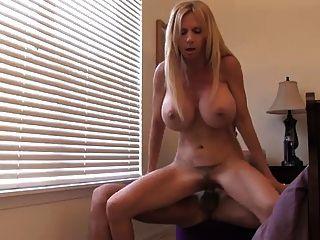 Big Titty Blonde Fucking & Sucking