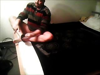Cd Doing An Awesome Job For First Time On Cam