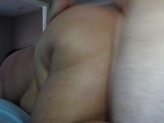 Fucking The Asian Bbw From Behind